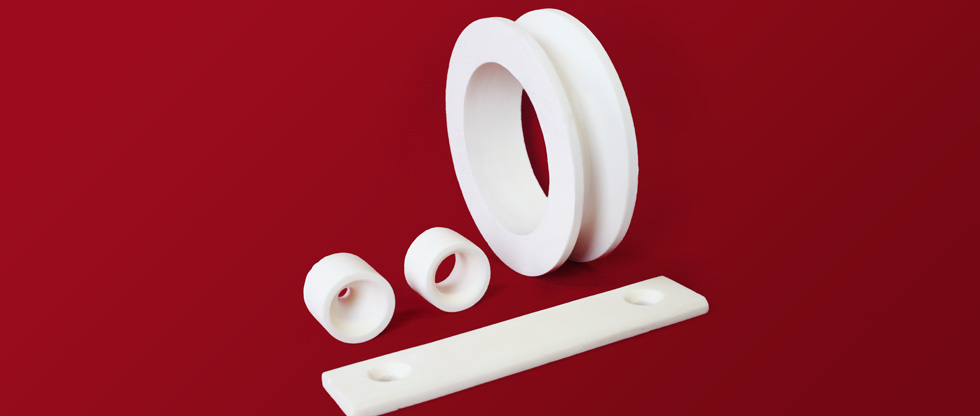 High purity alumina wire dies and thread guides