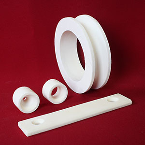 Wear resistant Alumina wire guide