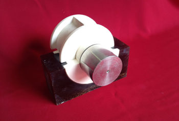 High purity alumina ceramic bearings
