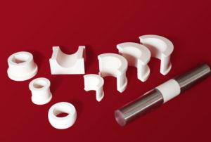 wear resistant Alumina bearings
