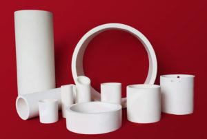 Alumina cylinders