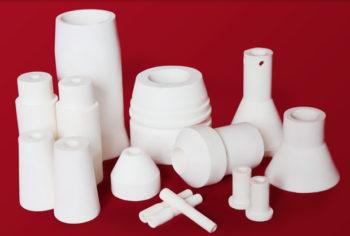 high purity alumina nozzles